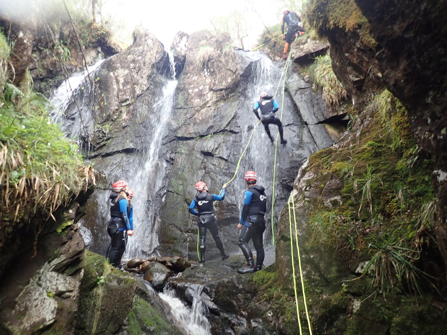 Tummel Gorge Walking Trip